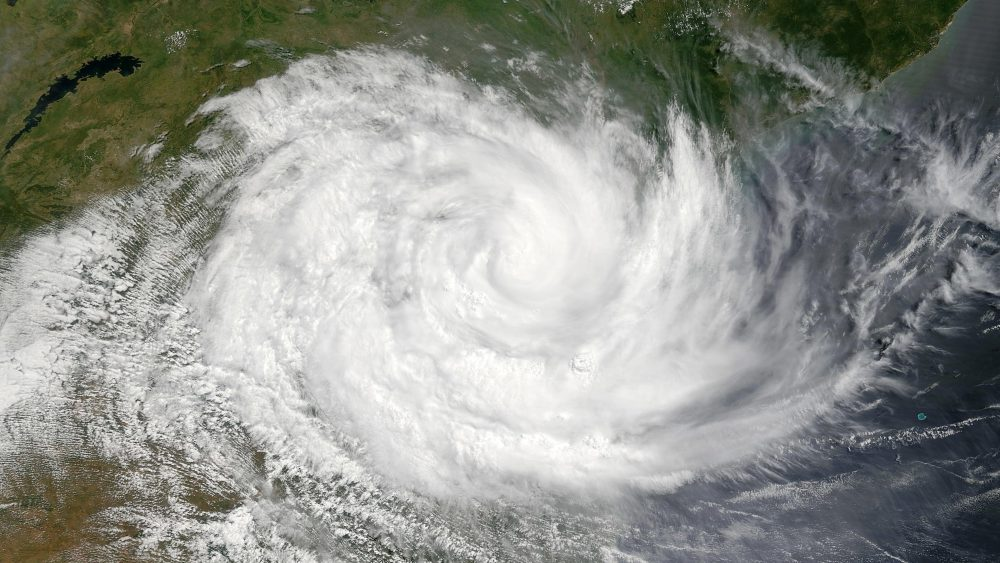 What Recent Destructive Cyclones Tell Us About Climate