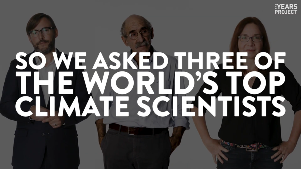 What's It Like Being a Climate Scientist?